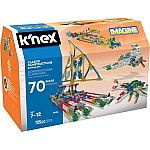 K'NEX Imagine 17435 Classic Constructions 70 Model Building Set $20