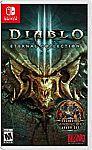 Diablo 3 Eternal Collection - Nintendo Switch $39.88