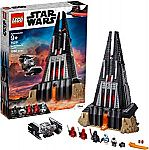 Star War Toys Up to 60% Off: LEGO Star Wars Darth Vader's Castle 75251 $90,  8-Pack Hot Wheels Star Wars Car Set $11 & More