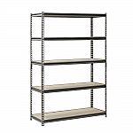 "Muscle Rack 5-Shelf 72"" x 48"" x 18"" Storage Rack $46 shipped"