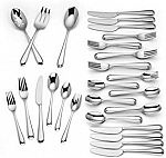 Lenox Bellevue 51 Piece Flatware Set $69 (83% Off) & More