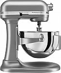 KitchenAid KV25G0XSL Professional 500 Series Stand Mixer $200 (Org $500)