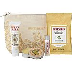 Burt's Bees Essentials Travel Kit Holiday Gift Set $9.88 and more