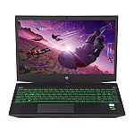 "HP Pavilion Gaming 15"" Laptop (i5-8300H 8GB 1TB GTX 1050Ti) $479"