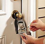Master Lock Set Your Own Combination Portable Lock Box, 5 Key Capacity $15