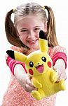 "Pokemon Toys: 8"" Plush $6.37, Throw 'n' Pop Poké Ball $6.99, Mega Construx Evolution Set $6.49 & More + Free Shipping"