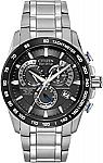 Citizen Men's Eco-Drive Titanium Watch AT4010-50E $244 (67% off) & More