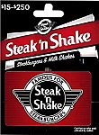 $50 Steak 'N Shake Gift Card $40,  $50 Happy Eats Gift Card $42.50