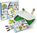 Crayola Color Wonder Mess-Free Art Desk Set $9.59 (67% Off) & More
