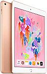 Apple iPad (Wi-Fi, 32GB) (Latest Model) $249 (Org $329)