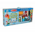 Melissa & Doug Deluxe Cleaning and Laundry Play Set - 21pc $19.99