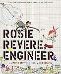 Rosie Revere, Engineer Hardcover Book  $8.97