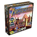 7 Wonders Board Game + $20 Walmart eGift Card $45 and more