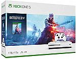 Xbox One S 1TB Console - Battlefield V Bundle $199.99