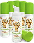 Babyganics: 6-Pack Alcohol-Free Foaming Hand Sanitizer $7.85, 2-Pack Bubble Bath $9.78 & More