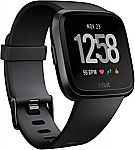 Fitbit Versa Smart Watch $90 (Org $200)