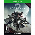 Destiny 2 - Xbox One $5.49 shipped