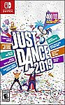 Just Dance 2019 - Nintendo Switch Standard Edition $24.99