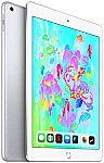 32GB Apple iPad Wi-Fi (Latest Model - Silver) $229