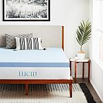Home Depot - Select Bedding, Memory Foam Mattress Topper from $25 (Up to 60% Off) + Free Shipping