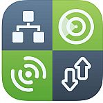 Network Analyzer Pro (iOS app) $0.99 System Status Pro: hw monitor $0.99