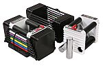 PowerBlock Personal Trainer Dumbbells Set (5-50-Lbs per Dumbbell) $200