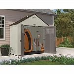 "Craftsman CBMS8401 8'4.5"" x 4'0.75"" Storage Shed $499"