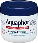 14-oz Aquaphor Healing Ointment, Advanced Therapy Skin Protectant $7