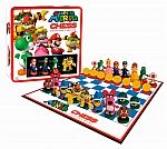 Super Mario - Chess Collector's Edition Board Game $18 (orig. $40)
