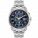 Citizen Eco-Drive Atomic Time Clock Synchronized $189 (Costco membership required)