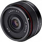 Samyang AF 35mm f/2.8 FE Lens for Sony E $279