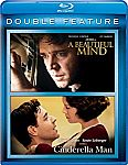 A Beautiful Mind / Cinderella Man [Blu-ray] $5.82