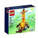 LEGO Geoffrey & Friends (40228) $3.99