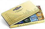Ghirardelli San Francisco Gold Xl Tin, 48.66 Oz $16.37 and more