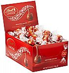 Amazon: Up to 30% Off Select Valentine's Day Gifts: 60-Count Lindt LINDOR Milk Chocolate Truffles $10.71 and More