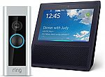 Echo Show + Ring Video Doorbell Pro $320