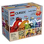 LEGO Classic Bricks on a Roll 10715 - 60th Anniversary Limited Edition $30