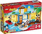 LEGO DUPLO Disney TM Mickey & Friends Beach House (10827) $24.49 (Save 30%)