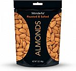 7-oz Wonderful Almonds (Roasted and Salted) $2.84
