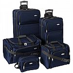 Samsonite 5-pc Luggage Set $99