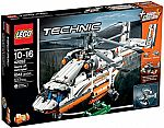 LEGO Technic Heavy Lift Helicopter 42052 Advanced Building Toy $99 (29% Off)