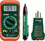 Extech MN24-KIT Electrical Test Kit $16.85 (orig. $50)