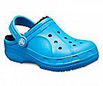 Crocs Kids' Ralen Fuzz Lined Clog $12.99