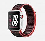 Apple Watch Nike Series 3 (GPS + Cellular), 38mm $364, 42mm ($394)