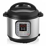 Kohls Cardholders: Instant Pot 6 Qt 7-in-1 Multi-Use Programmable Pressure Cooker $56 + $10 Kohl's Cash (Further Markdown)