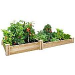 Greenes Fence Cedar Raised Garden Bed 40% Off + Free Shipping