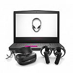 "Dell Alienware 15 R3 15.6"" Gaming Laptop (i7-7700HQ 16GB 1TB FHD GTX 1060) + Lenovo Explorer Mixed Reality Headset Bundle $1399"