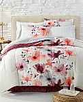 Annette 8-Pc. Reversible Bedding Ensembles (and other styles) $30 (was $100)