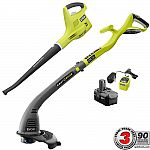 Ryobi Outdoor Power Equipments from $70 (Up to 34% Off) + Free Shipping