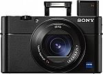 Sony Cyber-shot DSC-RX100 V Digital Camera with Free Accessory Kit +$150 Gift Card + 64GB Memory Card $948